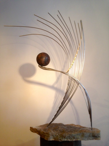 MOTION ... BALANCED by jean-philippe chevaillier