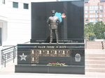 ARLINGTON COUNTY POLICE OFFICER MEMORIAL